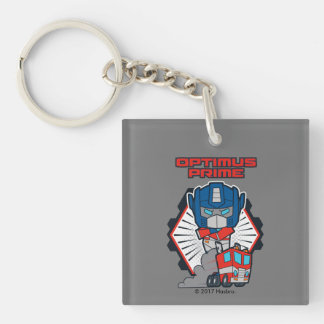 Transformers | Optimus Prime Returns Keychain