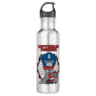Transformers | Optimus Prime Returns Stainless Steel Water Bottle
