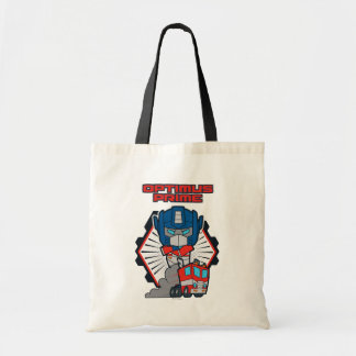 Transformers | Optimus Prime Returns Tote Bag