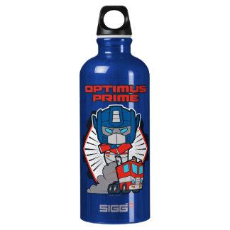 Transformers | Optimus Prime Returns Water Bottle