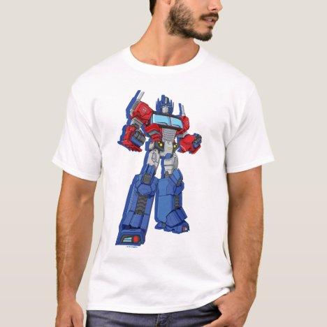 Transformers | Optimus Prime Standing Pose