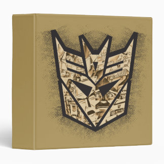 Transformers | Reveal the Shield 3 Ring Binder