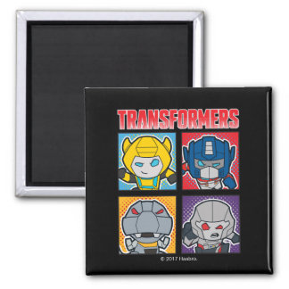 Transformers   Robots Assemble! Magnet