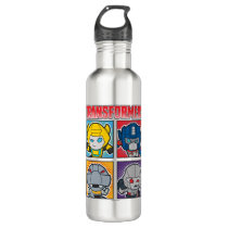 Transformers | Robots Assemble! Stainless Steel Water Bottle