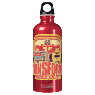 Transformers | Transformers Roll Out Aluminum Water Bottle