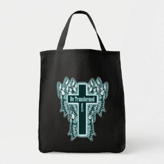 Transfórmese - 12:2 de los romanos bolsa tela para la compra