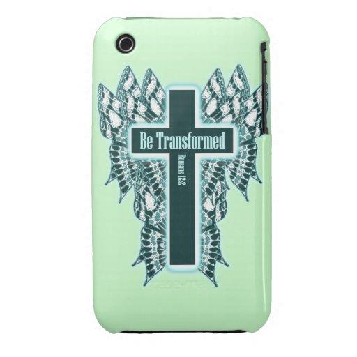 Transfórmese - 12:2 de los romanos iPhone 3 carcasas