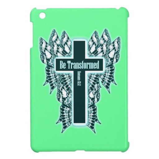 Transfórmese - 12:2 de los romanos iPad mini carcasas