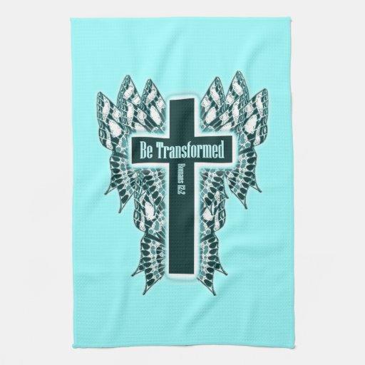 Transfórmese - 12:2 de los romanos toallas de cocina