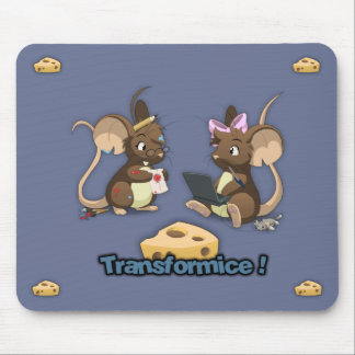 Transformice Creators Mousepad