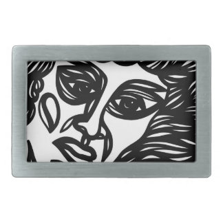 Transforming Fantastic Awesome Yes Rectangular Belt Buckle