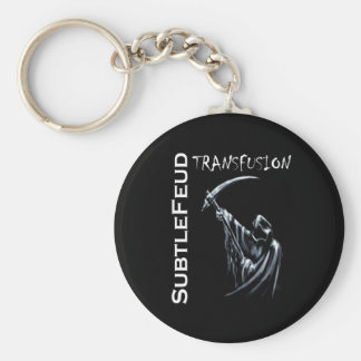 Transfusion Keychain
