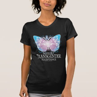 Transgender Butterfly T-Shirt