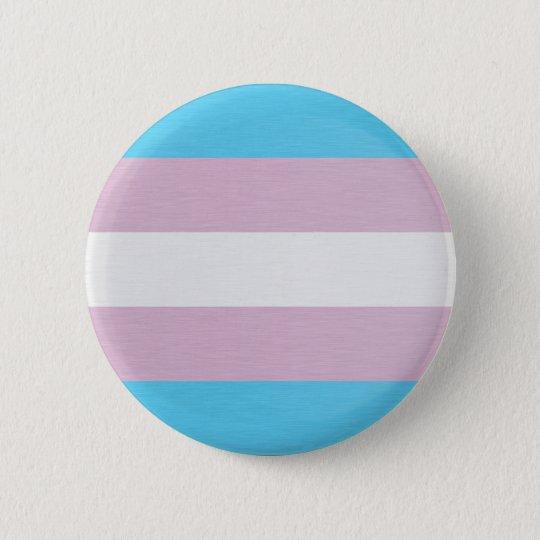 Transgender Equality Flag Button