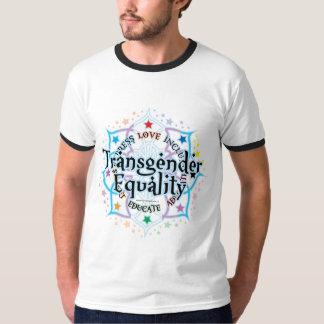 Transgender Equality Lotus T-Shirt