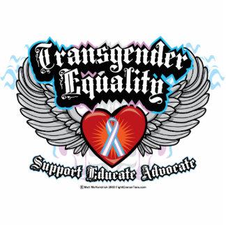 Transgender Equality Wings Statuette