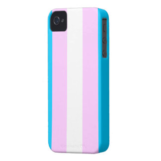 Transgender flag Blackberry Bold case