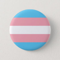 Transgender Flag Button -