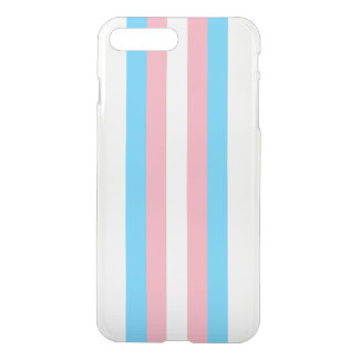 Transgender Flag iPhone 8 Plus/7 Plus Case