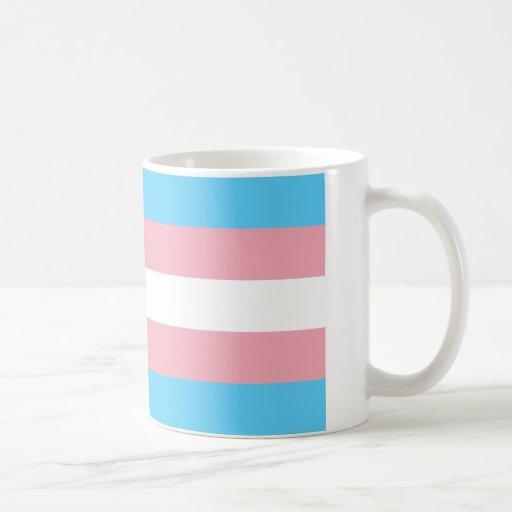 Transgender Flag Mug