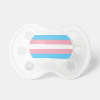 Transgender Flag Pacifier