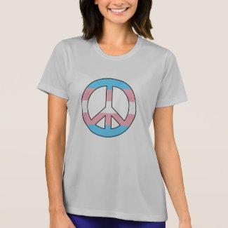Transgender peace sign T-Shirt