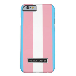 Transgender Pride Flag Barely There iPhone 6 Case