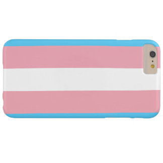 Transgender Pride Flag Barely There iPhone 6 Plus Case