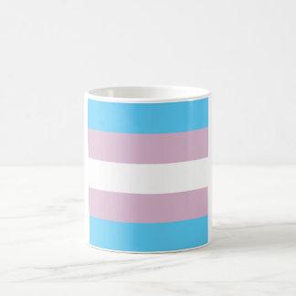 Transgender Pride Flag Coffee Mugs