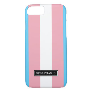Transgender Pride Flag iPhone 8/7 Case