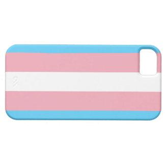 Transgender Pride Flag iPhone SE/5/5s Case