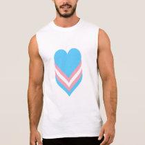 Transgender pride hearts Tank Top