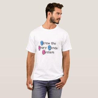 Transgender Pride Men's  Shirt