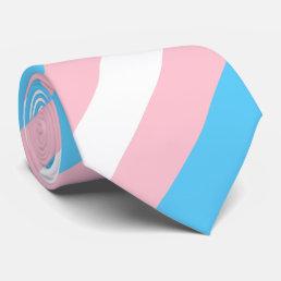 Transgender Pride Necktie