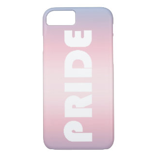 TRANSGENDER PRIDE PHONE CASE