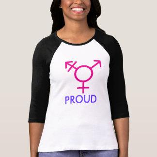 Transgender Proud Shirts