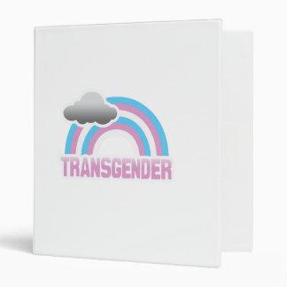 TRANSGENDER RAINBOW BINDER