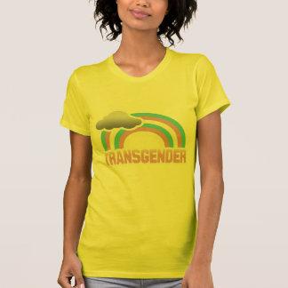 TRANSGENDER RAINBOW TEE SHIRTS