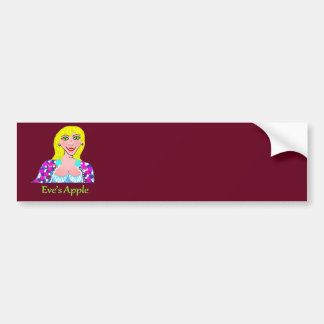 Transgender Woman Bumper Sticker
