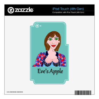 Transgender Woman iPod Touch 4G Skins