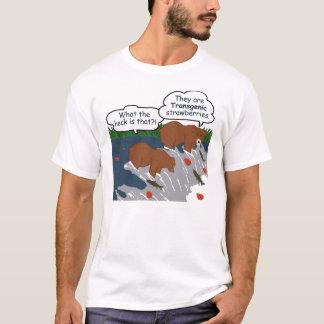 Transgenic Strawberry T-Shirt