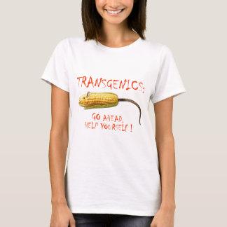 TRANSGENICS: Go ahead, help yourself! T-Shirt