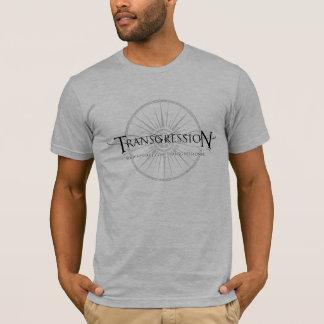 Transgression - Logo Shirt // Grey