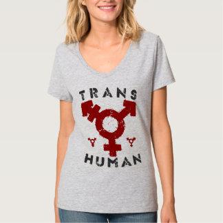 TRANSHUMAN - Soy un Posthuman más allá del género, Camisas
