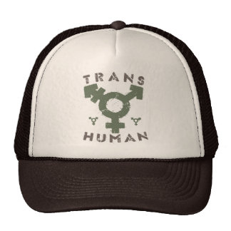 TRANSHUMAN - Soy un Posthuman más allá del género, Gorro