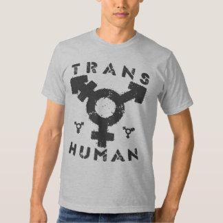 TRANSHUMAN - Soy un Posthuman más allá del género, Remera