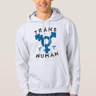 TRANSHUMAN - Soy un Posthuman más allá del género, Sudaderas