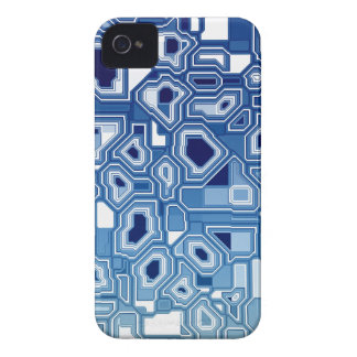 TRANSHUMANISM abstract pattern Nº3 iPhone 4 Cover