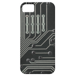 TRANSHUMANIST abstract pattern Nº4 iPhone SE/5/5s Case
