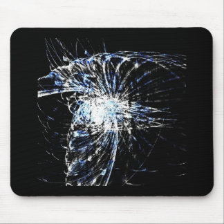 Transient Cirrus Clouds Mouse Pad
